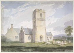 Melbury Bubb Church, Dorset f.33